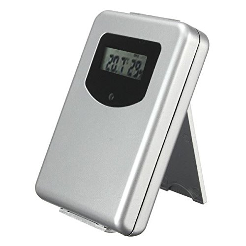 433 MHz Funk Wetterstation Digital Thermometer Feuchtigkeits Sensor (Wireless Remote Sensor Thermometer)