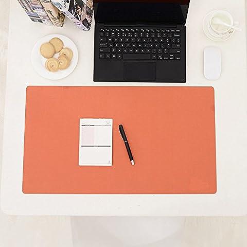 Mauspads Mouse Mat Office Leder Sitzkissen 61 * 34 cm grünC