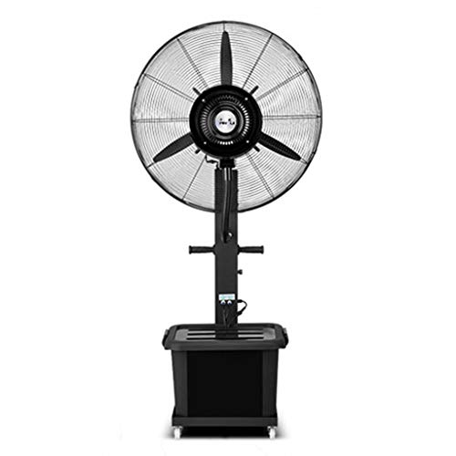Standventilatoren Standventilator Sockelventilatoren Geschäftshaus hoch Geschwindigkeit 3 Geschwindigkeitseinstellung Oszillierender Turmventilator