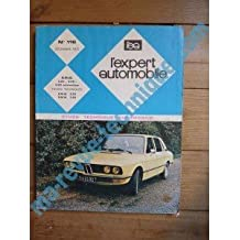 REVUE TECHNIQUE EXPERT AUTOMOBILE BMW 520 520I 520 AUTO