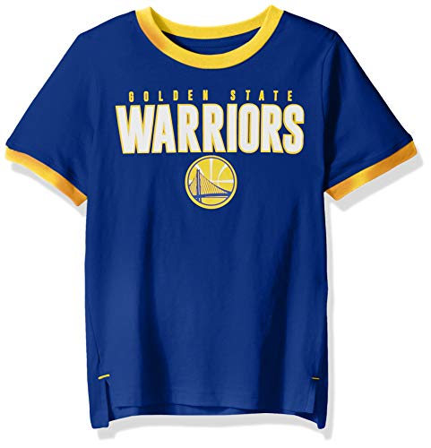 NBA by Outerstuff NBA Kids   Youth Boys Golden State Warriors Key Short  Sleeve Fashion Tee 3015e66e9