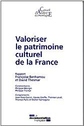 Valoriser le patrimoine culturel de la France (CAE 97)