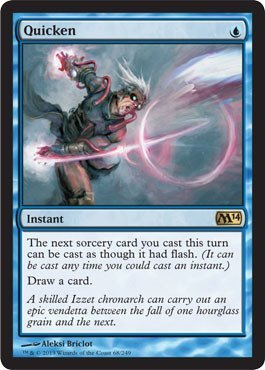 magic-the-gathering-quicken-68-249-magic-2014-foil-by-magic-the-gathering