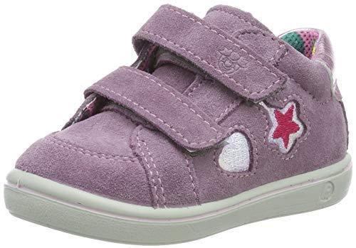 RICOSTA Mädchen Meli Sneaker, Pink (Purple 328), 22 EU (Mädchen Sneaker Weite)