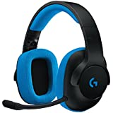 Logitech G233 Gaming Headset With Mic (Black And Blue)