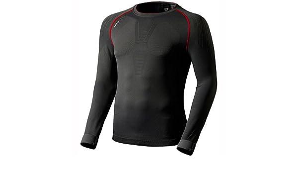 Rev/'it Oxygen Base Layer Shirt Long Sleeve GREY