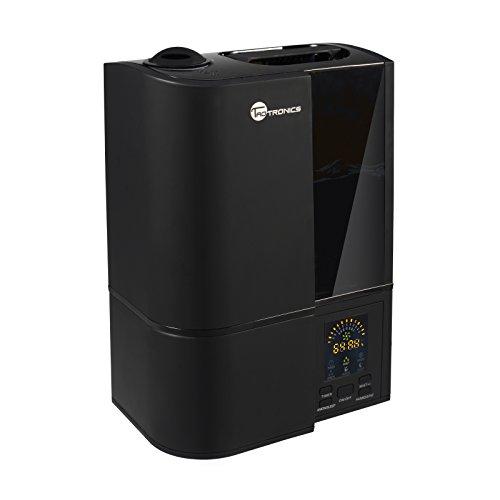 Luftbefeuchter Schlafzimmer TaoTronics Ultraschall Befeuchter (40-50㎡) 4L gegen Trocknung wegen der Heizung 30W Kühler-Sprühnebel, LED-Anzeige Raum Wasser-kühler