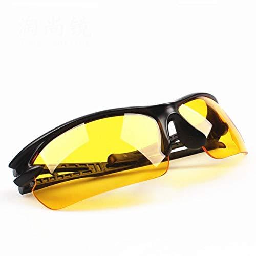 Noradtjcca Fahren Sonnenbrillen Mode Stil Herren Cool Schutz Augen Brille Langlebig Sport Tag Nachtsicht Sonnenbrille
