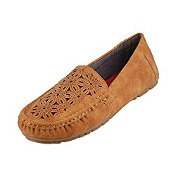 MOCHI Women TAN Synthetic Loafers ( SIZE EURO41/UK8 ) 31-8106-23-41-TAN