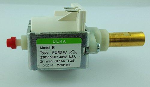 Pumpe Elektropumpe Ulka EX5GW 230V 48W 2/1min für Kaffeemaschinen