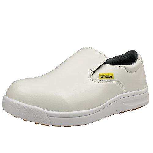DDTX Chef Shoes Men's Slip and Oil
