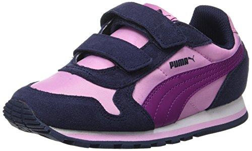 Puma St Runner Nl V Ps, Scarpa da Running Children and Teenagers (Gymnastics), Pastel Lavender/Bianco, 11.5 EU