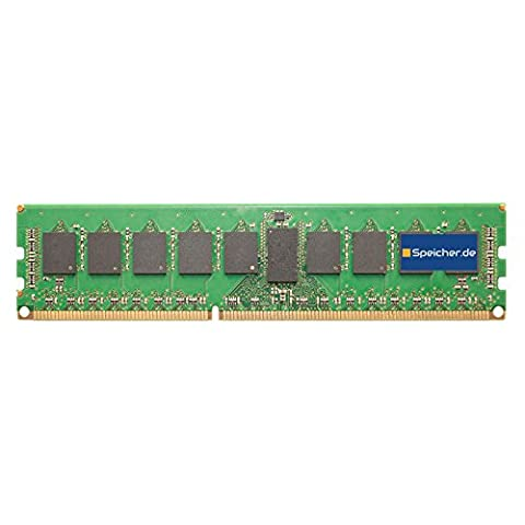 4GB mémoire pour HP ProLiant ML330 G6 DDR3 RDIMM 1333MHz