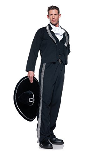 Men's Mariachi Fancy dress costume ()
