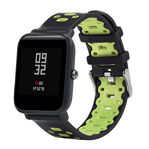 JiaMeng Nuevo Ligera Pulsera Silicona Wristband Pulsera