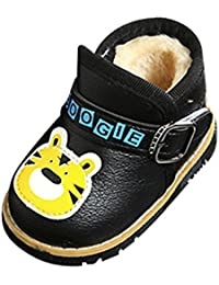 TTMall Bambini Moda Ragazze Sport Sneaker Solida del Fumetto Pattini Casuali del Bambino (21, bianco)