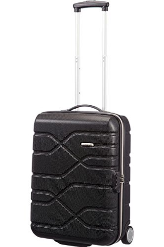 trolley-american-tourister-houston-city-nero-bagaglio-a-mano-40x55x20-cm-31l-28-kg