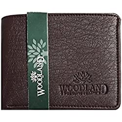 PRT USA Dark Maroon Men's Wallet