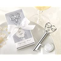 Simply Elegant Key To My Heart Bottle Opener -48 count by Kate Aspen preisvergleich bei billige-tabletten.eu
