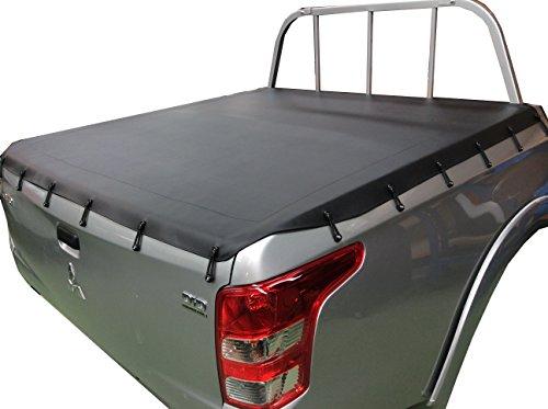 MITSUBISHI L200Dual Cab Bunji weichem Tonneau, passt zu Kopfteil (Truck Tonneau Cover)
