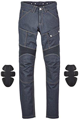 Overlap jean' s moto uomo road 2kero dimensioni blu scuro, dimensioni 28