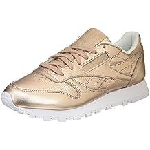 Reebok CL Lthr L, Zapatillas de Entrenamiento Para Mujer