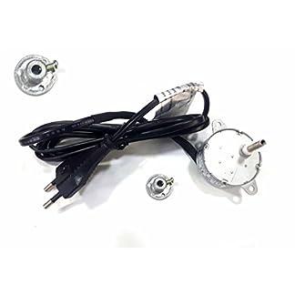 Presepemania – Motor para movimiento del molino del Belén, 1,2 W