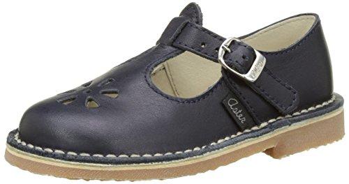 AsterDingo - Sandali a punta chiusa Bambina , blu (Blu (Marine)), 36 EU