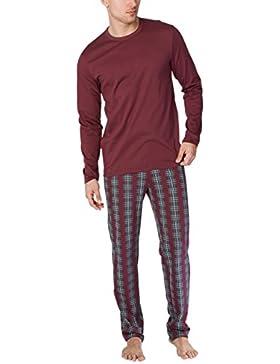 Calida Family Time Pyjama, Conjuntos de Pijama para Hombre
