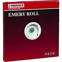 AP Automotive 1 roll Emery Rolls P150 x 50 m Blue twill cloth Abrasives & Bodyshop - ukpricecomparsion.eu