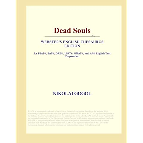 Dead Souls (Webster's English Thesaurus Edition)
