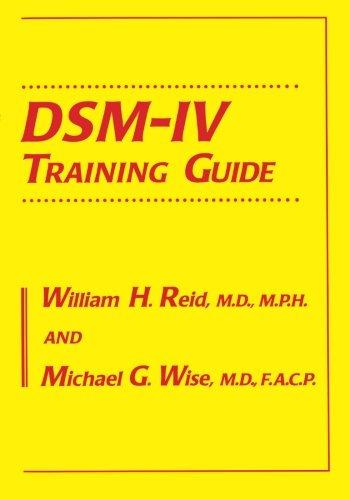 dsm-iv-training-guide