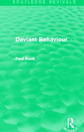 Deviant Behaviour (Routledge Revivals)