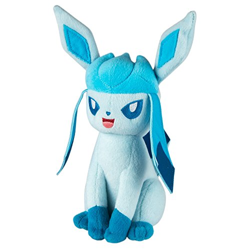 Pokemon Glaceon 8 inch Collectable Plush Toy
