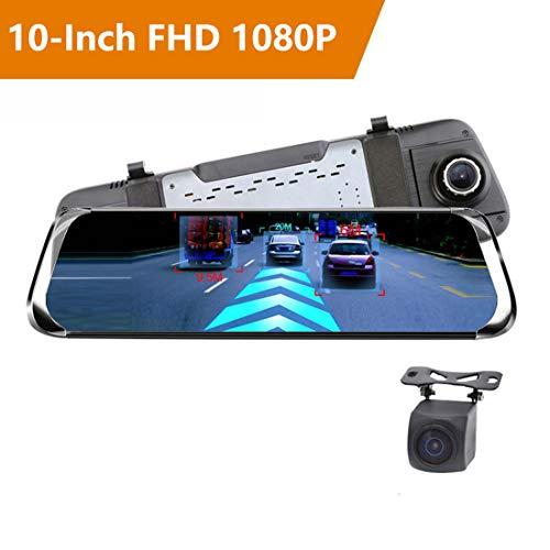 Specchietto Retrovisore Adas Dashcam 4G Driving Recorder 1080P Con Doppio Caricatore Per Auto USB