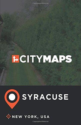 City Maps Syracuse New York, USA Syracuse Restaurant