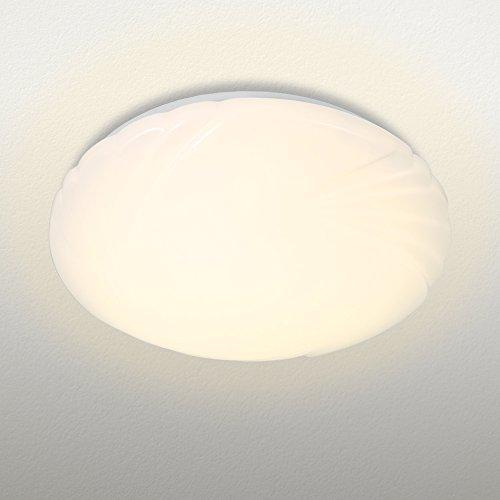 jdong moderna luce design piccoli fiori PLAFONIERA LED lampada da soffitto rotondo/Phoenix 18W alta trasmissione della luce tre colori (bianco)