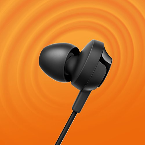 Philips Bass+ SHE4305 Headphones with Mic (Black) Image 6