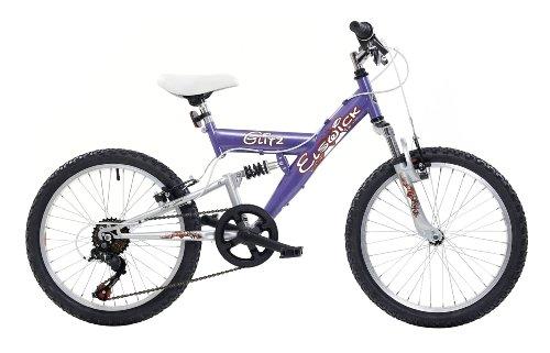 Imagen principal de Elswick Glitz - Bicicleta para niños de 12 cm, rueda de 20