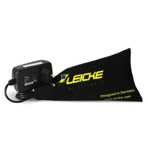 Galleria fotografica LEICKE Alimentaotre universale 24V 1A Caricabatterie 24W per Radiosveglia, Luci LED, Speedport, Lichtleisten, USB-Hub, Switch, Router