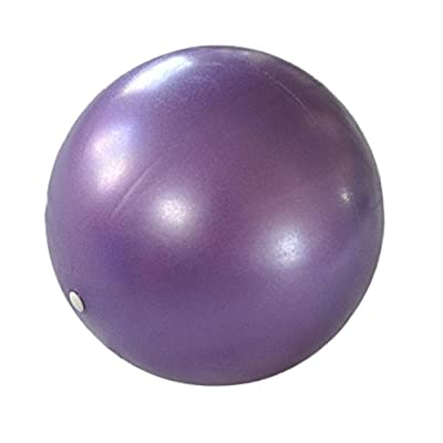 HARRYSTORE Durchmesser 25cm Gymnastikball Übung Fitness Glatt Pilates Yoga Ball