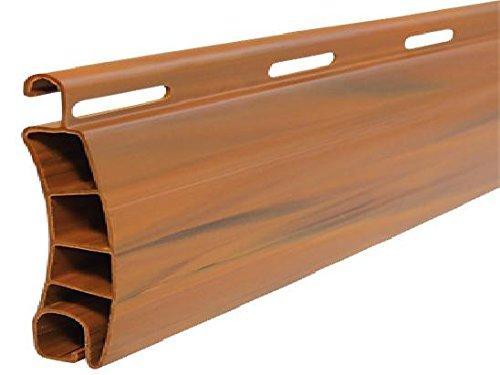 AWITALIA - Tapparella in PVC (made in Italy) vari colori e misure, qui in colore Legno P40 e dimensioni 170x240 (larghezza x altezza)