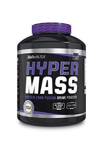 BioTech Hyper Mass Proteinmischung, Schokoladengeschmack - 2270 g