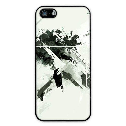 Diabloskinz H0081-0034-0009 Ekud Schutzhülle für Apple iPhone 5/5S