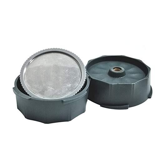 Gracorgzjs Druckbetätigung für AeroPress Kaffeemaschine mit wiederverwendbarem Filter a - Kaffeemaschine Batterien Mit