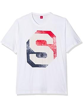 s.Oliver Big Size Herren T-Shirt 15708328795