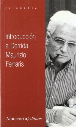Introducción a Derrida (Filosofía)