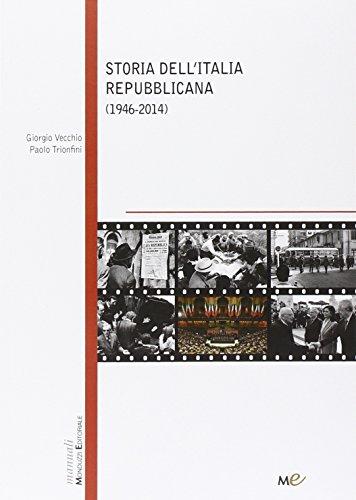 Storia dell'Italia repubblicana (1946-2014)
