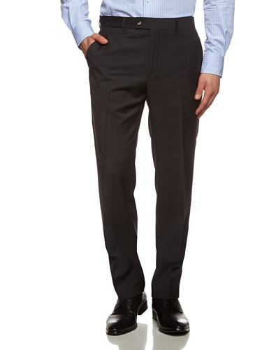 Tommy Hilfiger Tailored - Brooks - Pantalon de costume - Homme Gris (Anthrazit 028)